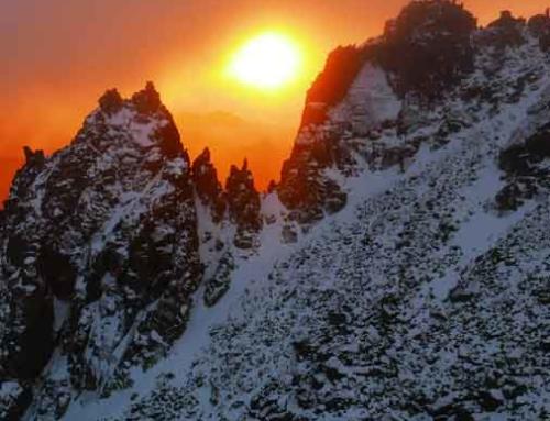 GREDOS: Best Winter Climbs