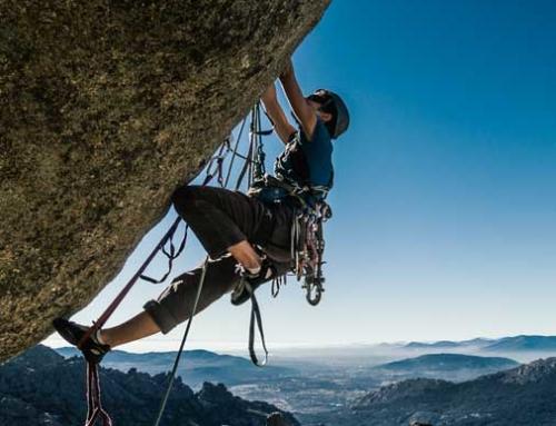 Aid Climbing Course