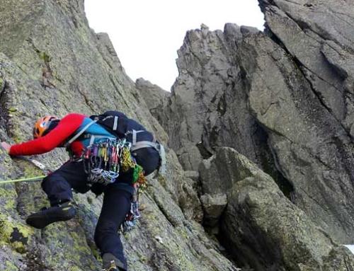 Trad Climbing course in Galayos